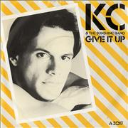 Click here for more info about 'K.C. & The Sunshine Band - Give It Up - Solid'