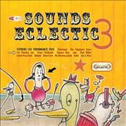 Click here for more info about 'KCRW - Sounds Eclectic 3'