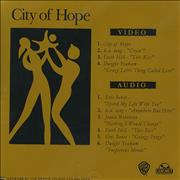 Click here for more info about 'K.D. Lang - City Of Hope'