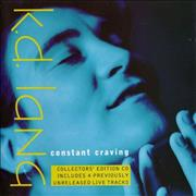 Click here for more info about 'K.D. Lang - Constant Craving E.P.'
