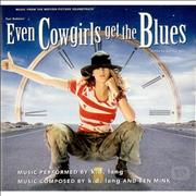 Click here for more info about 'K.D. Lang - Even Cowgirls Get The Blues'