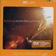 Click here for more info about 'K.D. Lang - Invincible Summer'