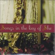 Click here for more info about 'K.D. Lang - Songs In The Key Of She'