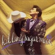 "K.D. Lang Sugar Moon UK 7"" vinyl"