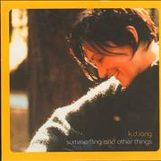 Click here for more info about 'K.D. Lang - Summerfling And Other Things'