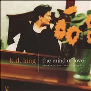 "K.D. Lang The Mind Of Love (Where Is Your Head Kathryn?) UK 7"" vinyl"