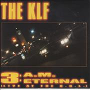 Click here for more info about 'KLF - 3 AM Eternal'