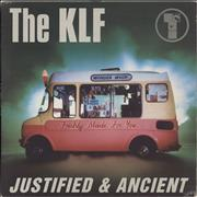 Click here for more info about 'KLF - Justified & Ancient - EX'
