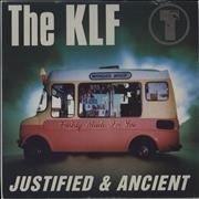Click here for more info about 'KLF - Justified & Ancient'