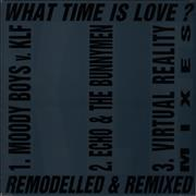 Click here for more info about 'KLF - What Time Is Love? - Remixes'