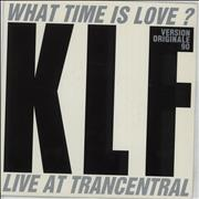 Click here for more info about 'What Time Is Love'