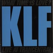 Click here for more info about 'KLF - What Time Is Love?'