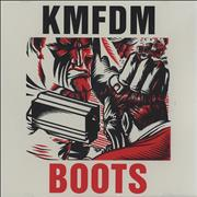 Click here for more info about 'KMFDM - Boots'