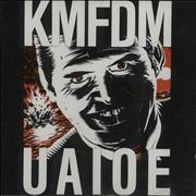 Click here for more info about 'KMFDM - UAIOE'