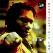 Click here for more info about 'KRS-One - Heartbeat / A Friend'