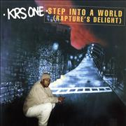 Click here for more info about 'KRS-One - Step Into A World (Rapture's Delight)'