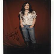 Click here for more info about 'KT Tunstall - Autographed Photo'