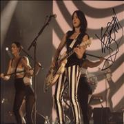 Click here for more info about 'KT Tunstall - Autographed Photograph'