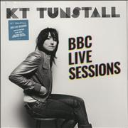 Click here for more info about 'KT Tunstall - BBC Live Sessions - Blue vinyl - sealed'
