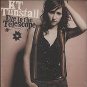 Click here for more info about 'KT Tunstall - Eye To The Telescope - 180gram Red Vinyl - Sealed'