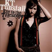 Click here for more info about 'KT Tunstall - Eye To The Telescope'