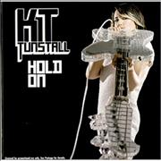 Click here for more info about 'KT Tunstall - Hold On'