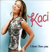 Click here for more info about 'Kaci - I Think I Love You'