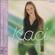 Click here for more info about 'Kaci - Paradise ~ Remix Plus - Sealed'