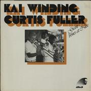 Click here for more info about 'Kai Winding & Curtis Fuller - Giant Bones At Nice'