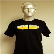 Click here for more info about 'Kaiser Chiefs - 2007 Tour - Black/Large'