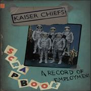 Click here for more info about 'Kaiser Chiefs - A Record Of Employment'