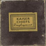 Click here for more info about 'Kaiser Chiefs - Employment - Box Set'