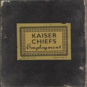 Click here for more info about 'Kaiser Chiefs - Employment - Sealed'