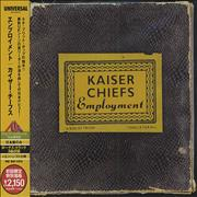 Click here for more info about 'Kaiser Chiefs - Employment'