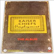 Click here for more info about 'Kaiser Chiefs - Employment/I Predict A Riot Promotional Poster'