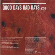 Click here for more info about 'Kaiser Chiefs - Good Days Bad Days'