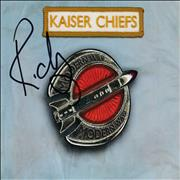 Click here for more info about 'Kaiser Chiefs - Modern Way - Autographed'