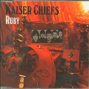 Click here for more info about 'Kaiser Chiefs - Ruby'