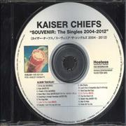 Click here for more info about 'Kaiser Chiefs - Souvenir: The Singles 2004-2012'