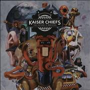 Click here for more info about 'Kaiser Chiefs - The Future Is Medieval - Numbered Sleeve'