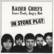 Click here for more info about 'Kaiser Chiefs - Yours Truly, Angry Mob - In Store Play'