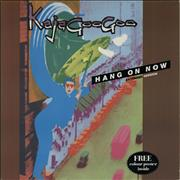 Click here for more info about 'Kajagoogoo - Hang On Now + Poster'