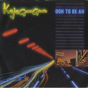 Click here for more info about 'Kajagoogoo - Ooh To Be Ah'