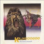 Click here for more info about 'Kajagoogoo - The Lion's Mouth'