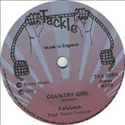 Click here for more info about 'Kalabash - Country Girl'