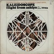 Click here for more info about 'Kaleidoscope (UK) - Flight From Ashiya - 3pr - p/s'