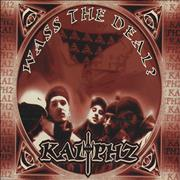 Click here for more info about 'Kaliphz - Collection Of 4 x CD Singles'