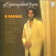 Click here for more info about 'Kamahl - If I Give My Heart To You'