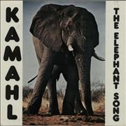 Click here for more info about 'Kamahl - The Elephant Song'