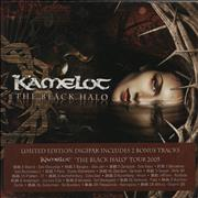 Click here for more info about 'Kamelot - The Black Halo'
